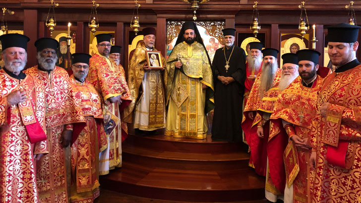 Welcome to Saint Lawrence Orthodox Christian Church Website